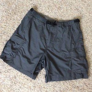 REI Sahara UPF 50+ Cargo Hiking Shorts Sz M